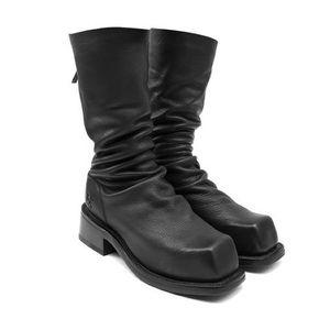 John Fluevog Cruz mid-calf boot size 11.5/12